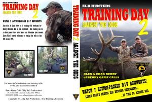 Training Day 2 DVD Cover Insert