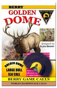 Golden Dome - Large Bull