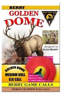 Golden Dome - Medium Bull