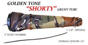 Golden Tone Shorty